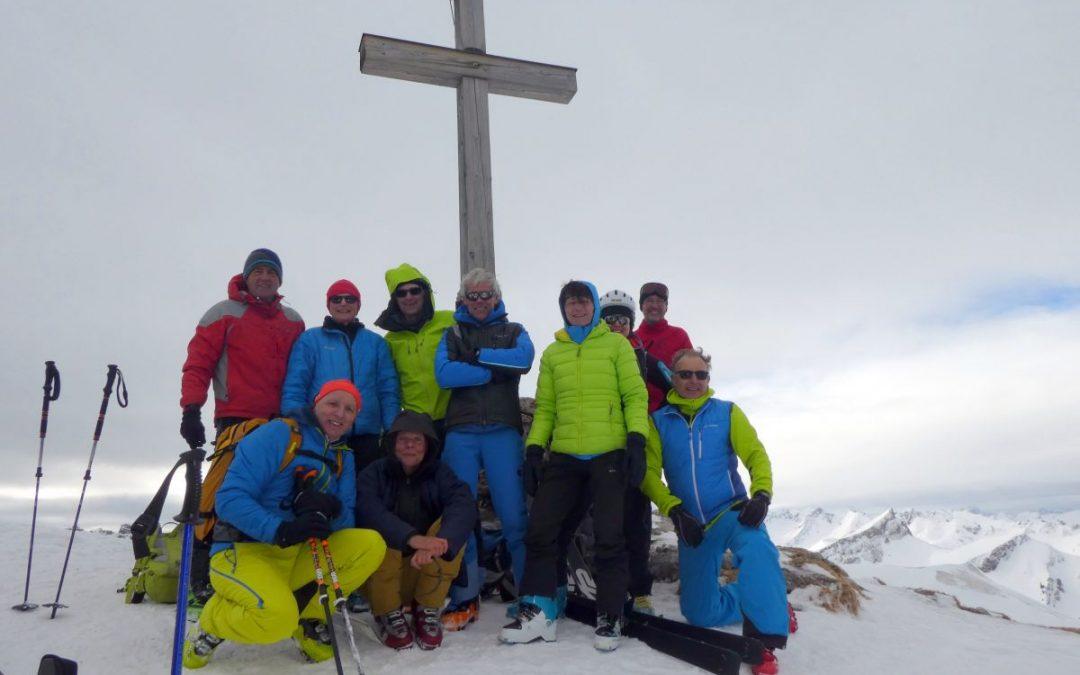 28.01.2018 Sulzspitze (2084 m) – Skitour