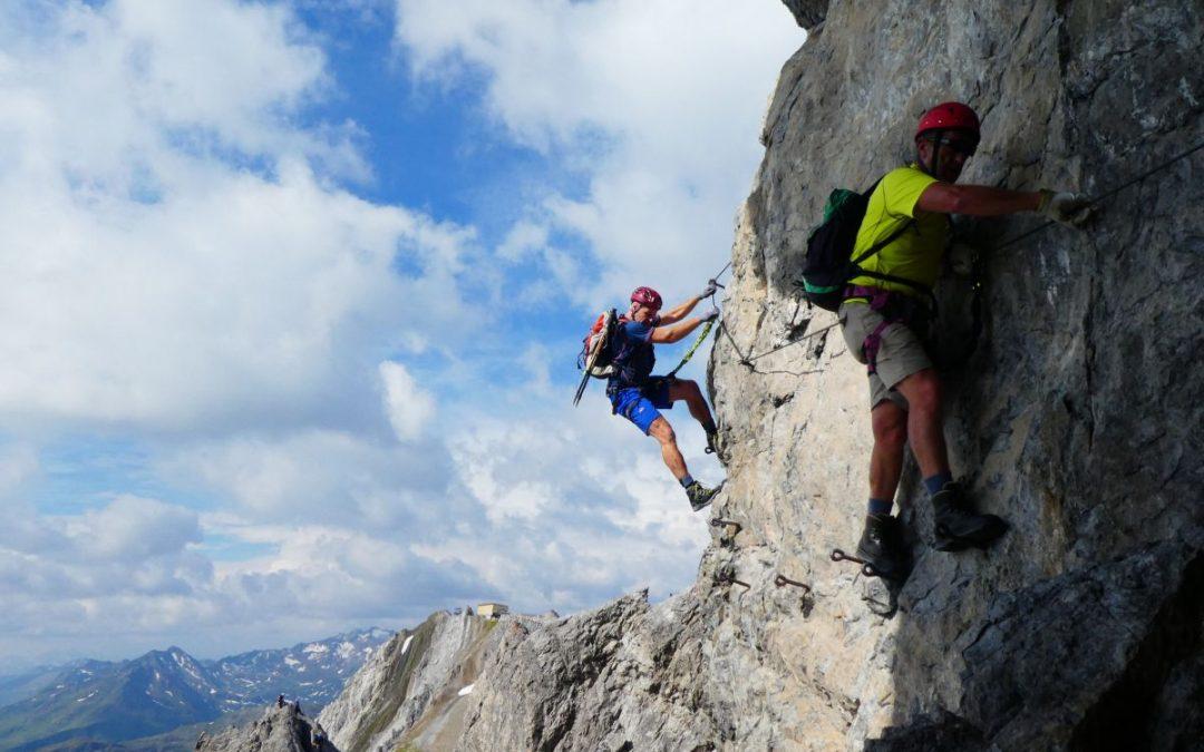 28.07.2018 Arlberger – Klettersteig