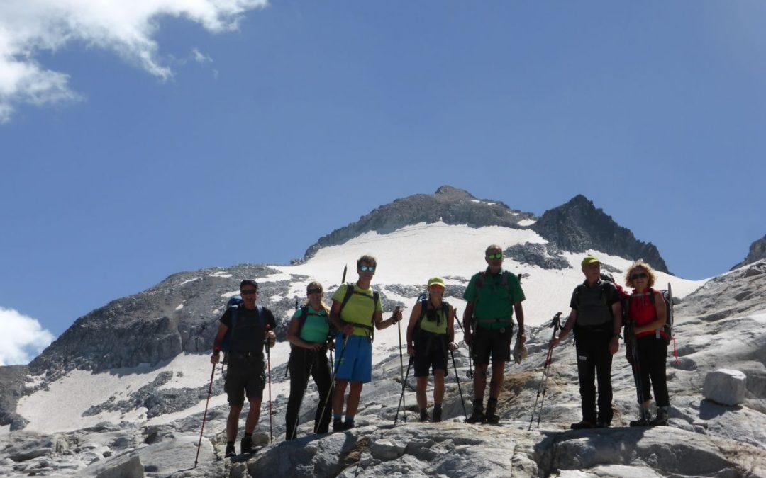 25.08.-01.09.2018 Bergtourenwoche in den Pyrenäen